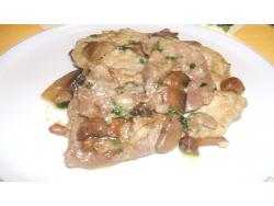 SCALOPPINE AI FUNGHI CHEF