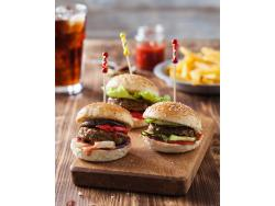 MINI BURGER BOVINO