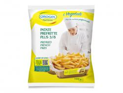 Patate prefritte Plus 3/8