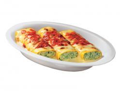 Canelloni ricotta spinaci