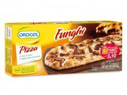 NA pizza ai funghi
