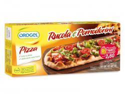 NA pizza rucola e pomodorini