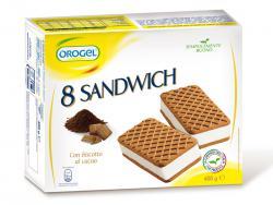 MPK 8 sandwich