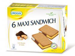 MPK 6 maxi sandwich