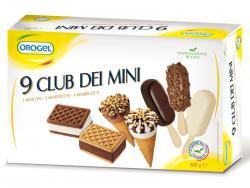 MPK 9 club dei mini