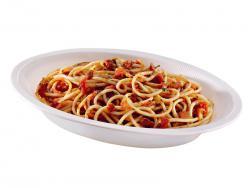 Spaghetti classici al pomodoro