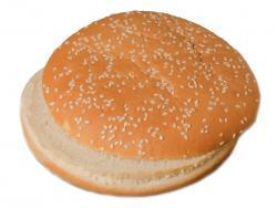 Maxi hamburger sesamo