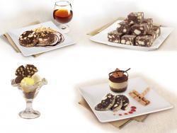 Salame al cioccolato senza glutine