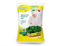 Broccoli rosette