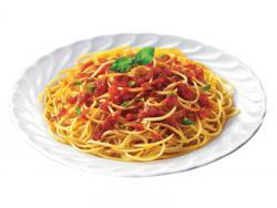 Spaghetti pomodoro e basilico via col gusto