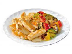 Tagliatina pollo/verdure